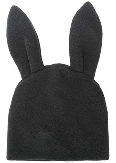 Comme des Garçons fleece rabbit ears beanie