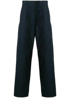 Comme Des Garçons Shirt wide-leg trousers - Blue