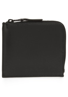 Comme des Garçons Very Black Leather Line Wallet