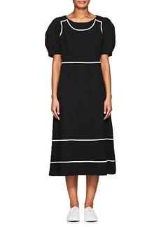 Comme des Garçons Women's Piqué A-Line Dress