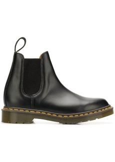 Comme Des Garçons X Dr Martens Chelsea boots