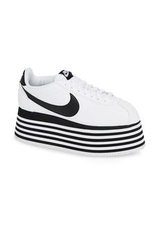 Comme des Garçons x Nike Cortez Platform Sneaker (Women)