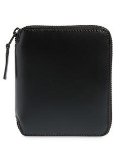 Comme des Garçons Zip Around Leather Wallet