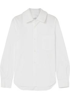 Comme des Garçons Cotton-poplin Shirt