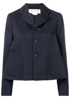 Comme des Garçons cropped boxy jacket