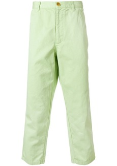 Comme des Garçons cropped chinos
