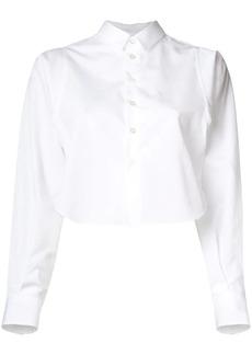 Comme des Garçons cropped shirt