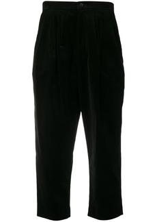 Comme des Garçons cropped trousers