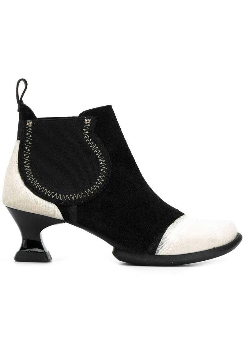 Comme des Garçons Danke leather boots