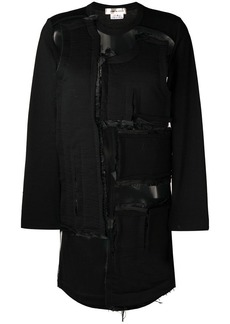 Comme des Garçons deconstructed panel dress