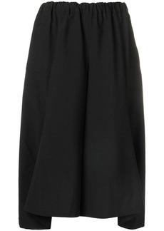 Comme des Garçons deconstructed skirt