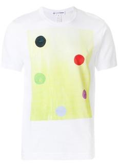 Comme des Garçons dot print short-sleeve T-shirt