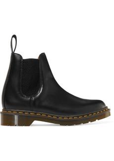 Comme des Garçons Dr. Martens Leather Chelsea Boots