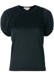 Comme des Garçons elasticated cuff T-shirt