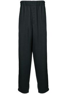 Comme des Garçons elasticated loose trousers