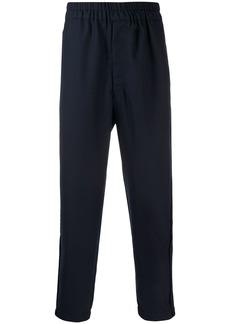 Comme des Garçons elasticated waist trousers