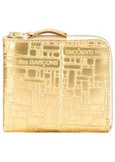 Comme des Garçons 'Embossed Logo' purse
