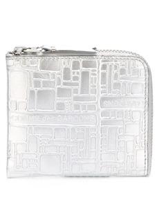 Comme des Garçons 'Embossed Logo' wallet