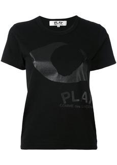 Comme des Garçons eye print T-shirt
