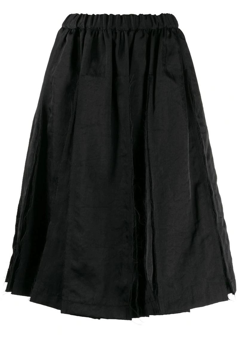 Comme des Garçons full shaped skirt
