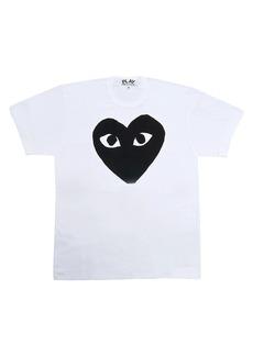Comme des Garçons Giant Heart T-Shirt