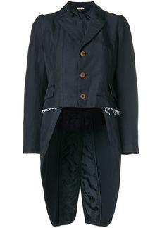 Comme des Garçons high low jacket