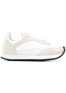 Comme des Garçons laced-up low-top sneakers