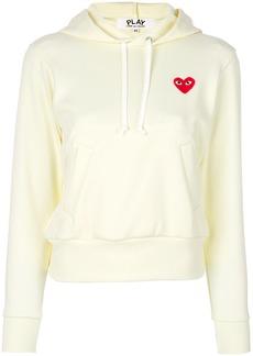 Comme des Garçons logo hoodie