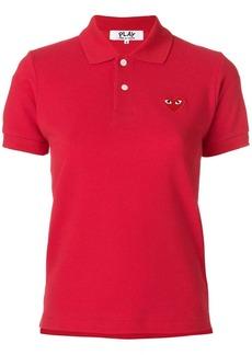 Comme des Garçons logo polo shirt