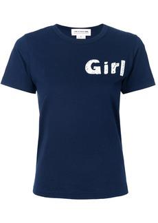 Comme des Garçons logo T-shirt