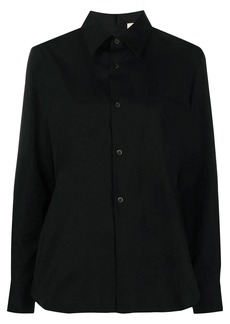 Comme des Garçons long-sleeve fitted shirt