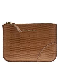 Comme des Garçons 'Luxury group' zip wallet