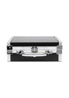 Comme des Garçons mini aluminium briefcase