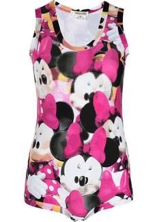 Comme des Garçons Minnie Mouse one-piece top