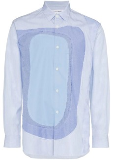 Comme des Garçons multi print cotton shirt