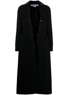 Comme des Garçons oversize double button coat