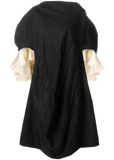 Comme des Garçons oversized asymmetric T-shirt dress