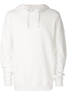 Comme des Garçons oversized hooded sweatshirt