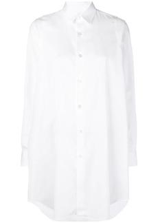 Comme des Garçons oversized long-sleeve shirt