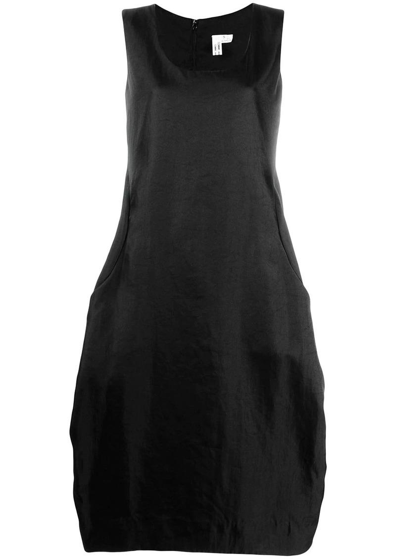 Comme des Garçons oversized pocket dress