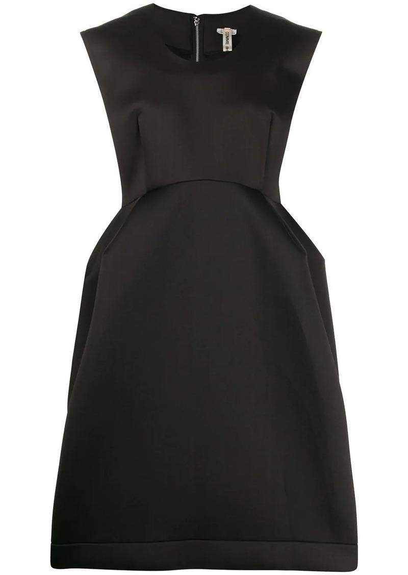 Comme des Garçons oversized structured dress