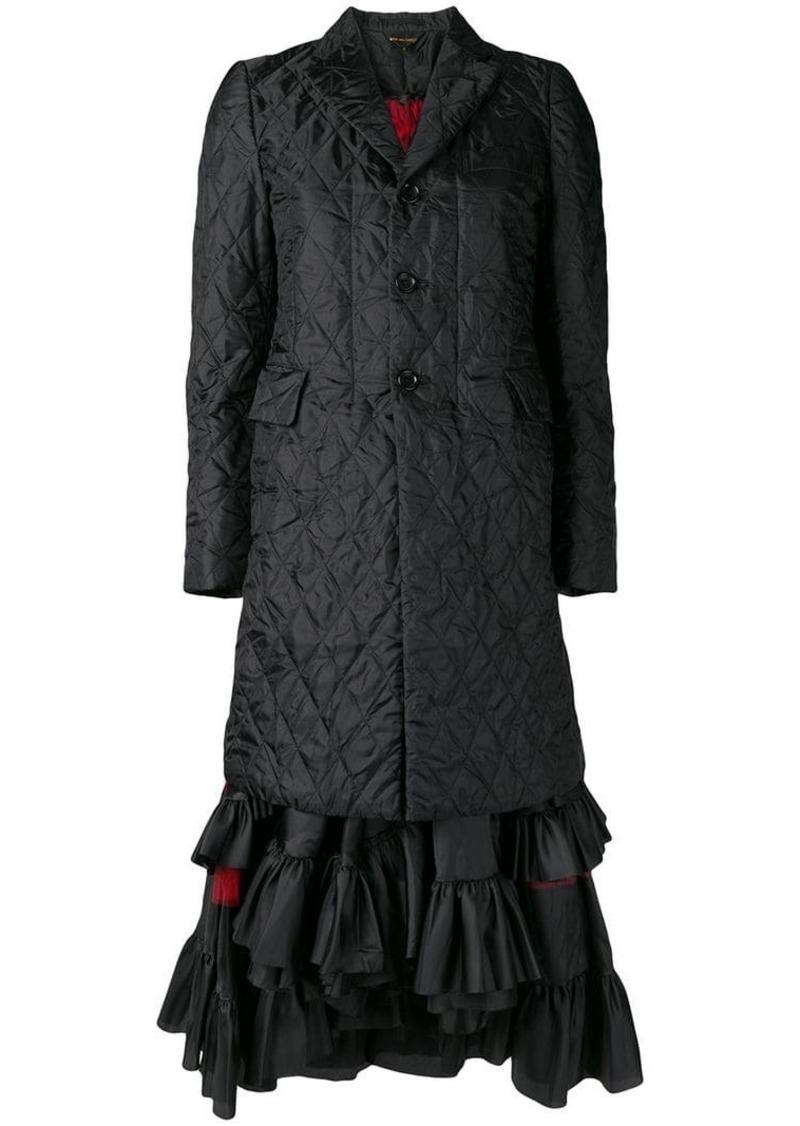 Comme des Garçons padded coat dress