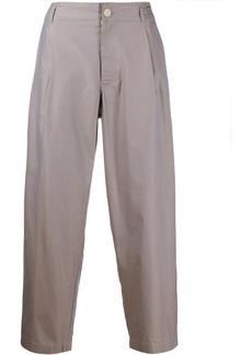 Comme des Garçons plain tailored trousers
