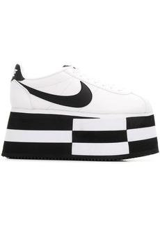 Comme des Garçons platform sneakers
