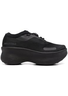 Comme des Garçons platform-sole sneakers