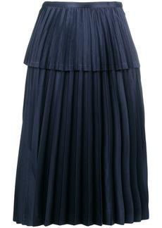 Comme des Garçons pleated skirt