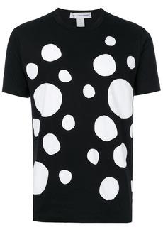 Comme des Garçons polka dot T-shirt