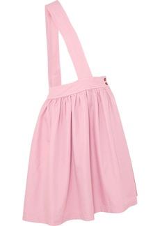 Comme des Garçons Poplin Midi Skirt