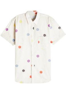 Comme des Garçons Printed Cotton Shirt