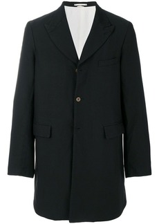 Comme des Garçons single-breasted coat